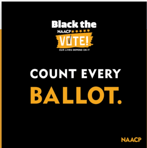 Count Every Ballot.