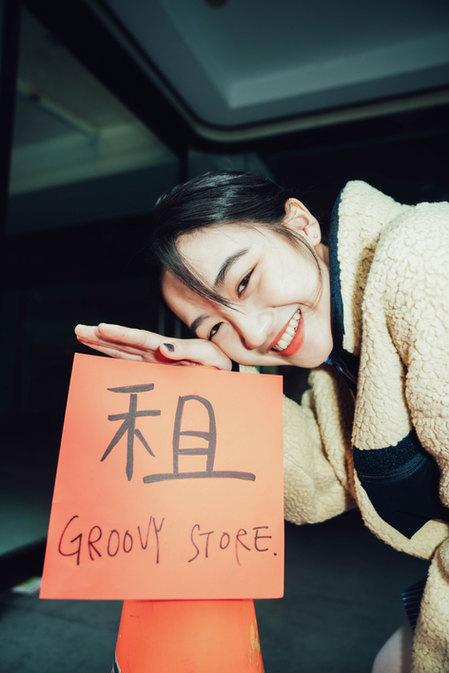 # GROOVY STORE 20AW LOOKBOOK