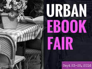 Book Promotion at Urban Virtual Ebook Fair