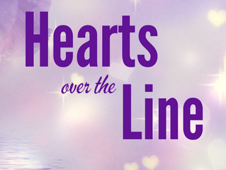 COVER REVEAL - Hearts over the Line