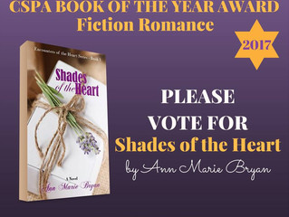 Vote For Shades Of The Heart