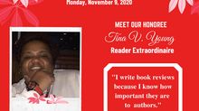 Meet Reader Extraordinaire: Tina Young