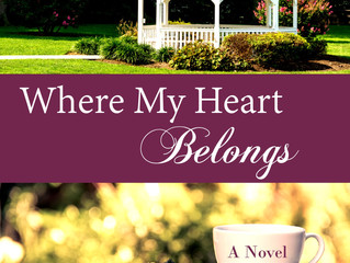 COVER REVEAL - Where My Heart Belongs