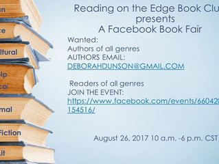 Book Fair - Reading on the Edge