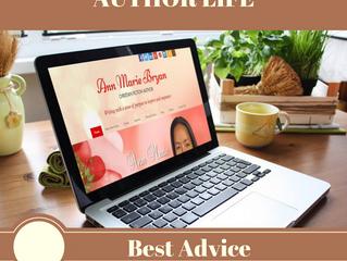AUTHOR LIFE: Best advice