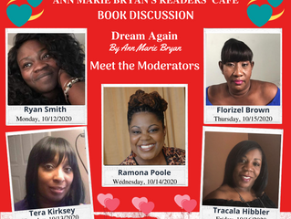 BOOK DISCUSSION: Dream Again