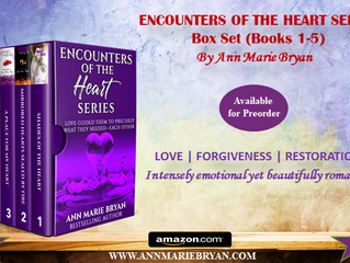 5-Book Box Set: Encounters of the Heart Series