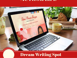 AUTHOR LIFE: Dream Writing Spot