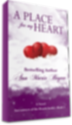 Read Mirrored Hearts Sealed By Fire by Ann Marie Bryan Christian Fiction Author