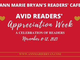 Avid Readers' Appreciation Week