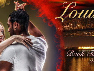 VIRTUAL BOOK TOUR: A Louisiana Love Series by Danyelle Scroggins