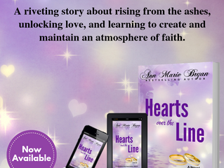 SWEET SALE: Hearts over the Line