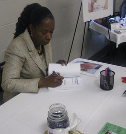 Book Signing - Mirrored Hearts