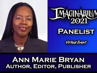 2021 IMAGINARIUM: Author Ann Marie Bryan