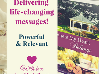 AUTHOR LIFE: Delivering life-changing messages