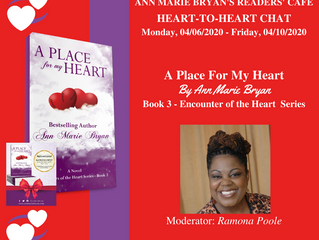 Heart-To-Heart Chat: A Place For My Heart