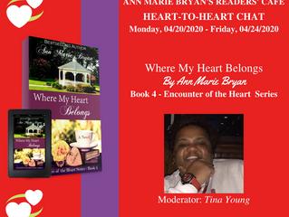 Heart-To-Heart Chat: Where My Heart Belongs