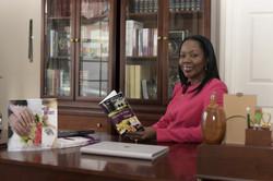 Author Ann Marie Bryan  1