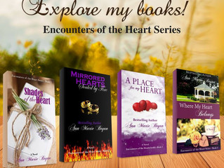 Giveaway: Encounters of the Heart Series