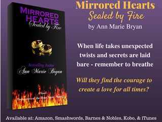 GDWoodsbooks Readers - Discussion of Mirrored Hearts: Sealed by Fire