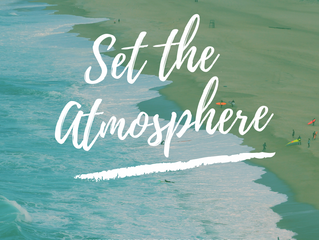 Set the Atmosphere