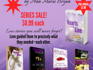 SWEET SALE: The Encounters of the Heart Series