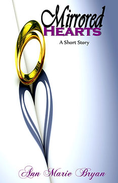 FRONT COVER - Mirrored Hearts (A Short S