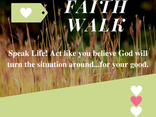 The Faith Walk