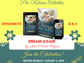 DREAM AGAIN: Join the Celebration