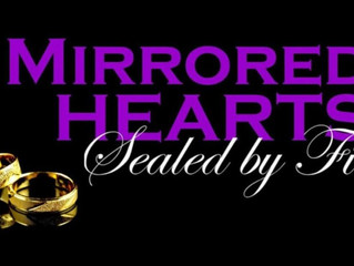 Hope-In-Christ Book Club - Discussion of Mirrored Hearts: Sealed by Fire