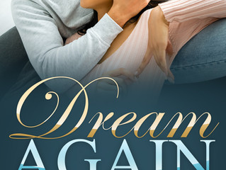 COVER REVEAL - Dream Again