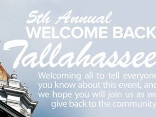 Welcome Back Tallahassee