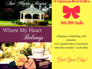 NOW ON SALE: Where My Heart Belongs