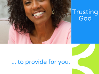 Trusting God to Provide
