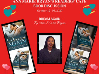JOIN THE DISCUSSION: Dream Again