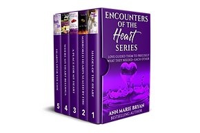 Encounters of the Heart series TRANSPARE