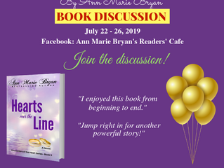 BOOK DISCUSSION: Hearts over the Line