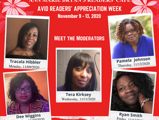 Avid Readers' Appreciation Week