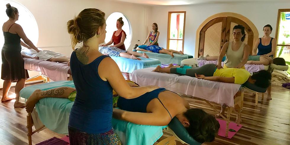 Shamanic Bodywork Training & Rite of Passage Journey