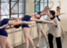 Lorna Feijoo, ballet school in houston, dance school