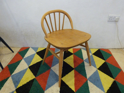 Ercol Windsor (414) Dressing Chair, Light Finish