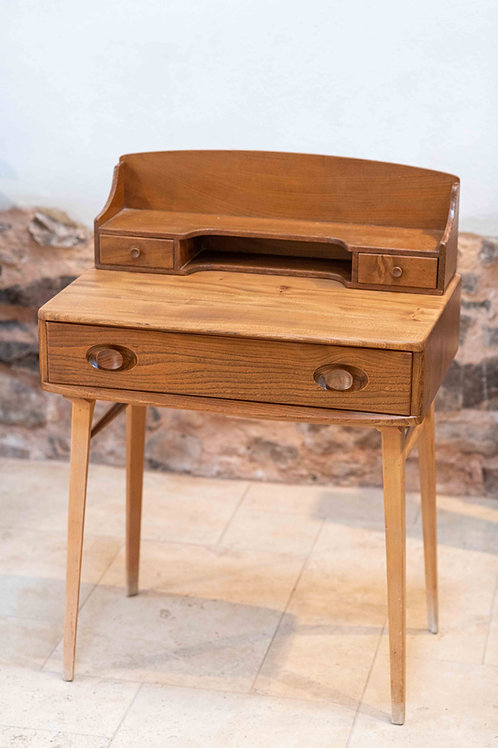 Ercol Windsor (437/439) Dressing/Writing Table, Light Finish