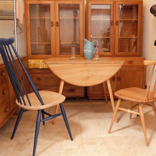 Ercol Windsor (384) Drop Leaf Table, Light Finish