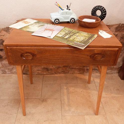 Ercol Windsor (478) Dressing/Writing Table, Light Finish