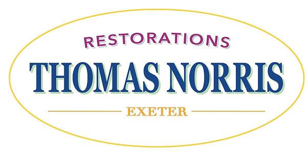Thomas Norris Restorations Exeter Logo