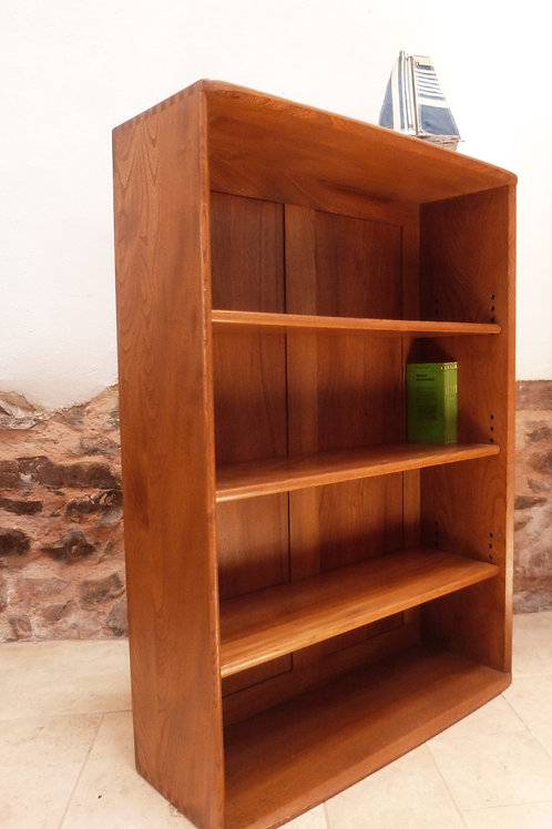 Ercol Windsor (550) Bookcase, Golden Dawn Finish