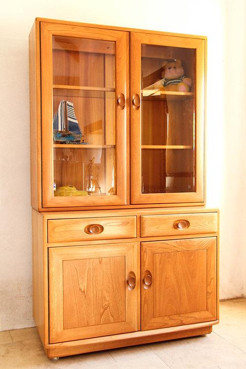 Ercol Windsor (808 & 818) Cabinet & Sideboard, Light Finish