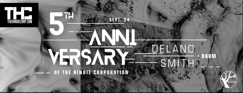 THC 5 Year Anniversary: Delano Smith
