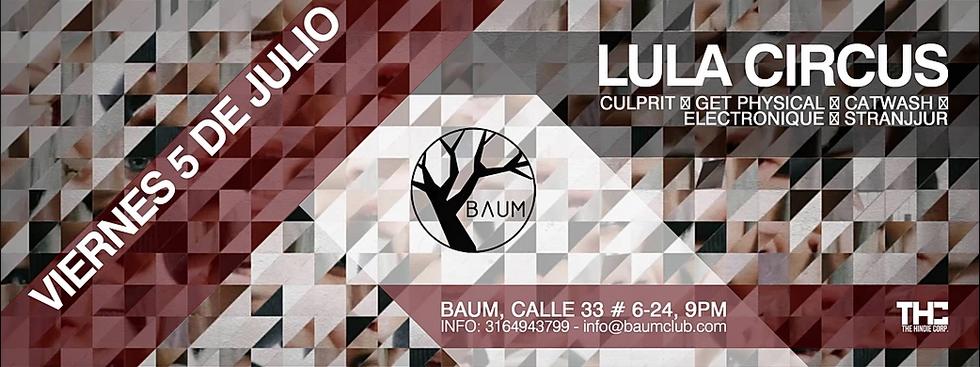 Lula Circus at Baum