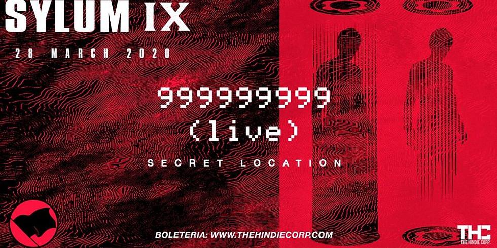 SYLUM IX W/ 9999999999 (Live)
